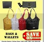 Bags and wallets nine west calvin klein xoxo - Save On Shop