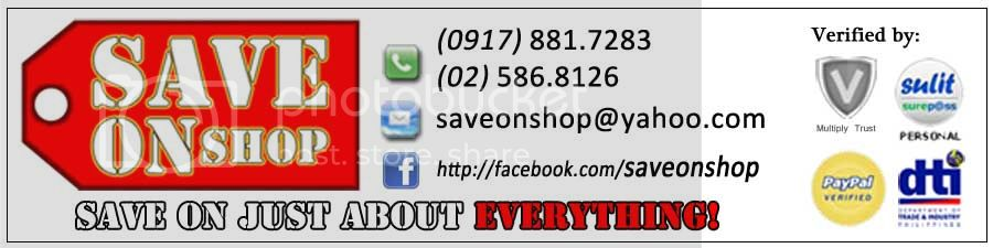Save On Shop Contact Information