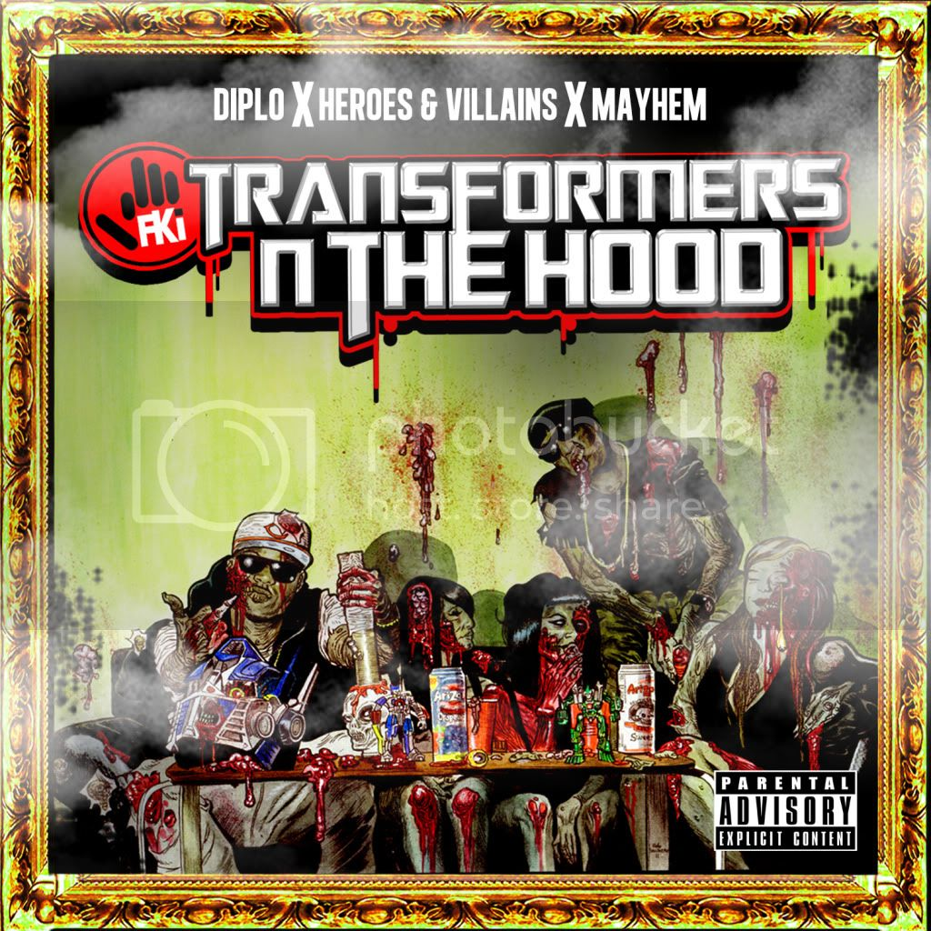 FKi &#8211; Transformers N The Hood (Mixtape)