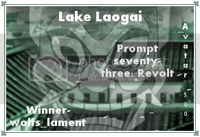 Winner - Lake Laogai by wolfs_lament