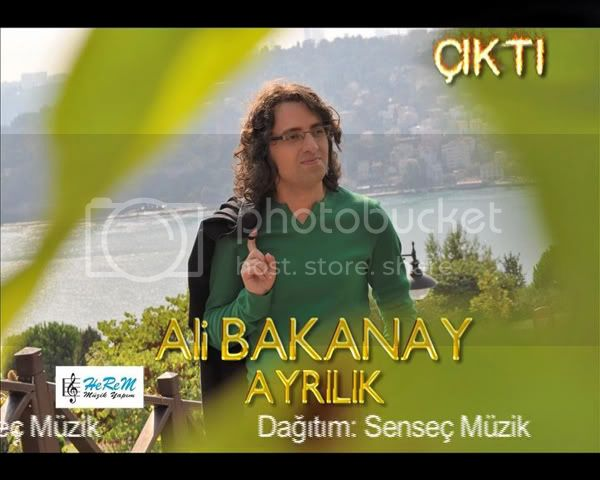 Ali Bakanay | 2009 Ayrlk Albm | Dinle